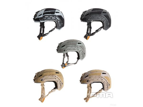 TB1307 FMA Caiman Tactical Helmet for Airsoft Paintball Outdoor Sport