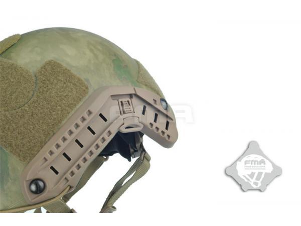 FMA Ballistic High Cut XP Helmet A-Tacs FG TB960-ATFG free shipping