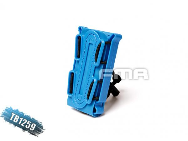 Mag De fma shell scorpion mag carrier bk for 9mm bk de fg od blue