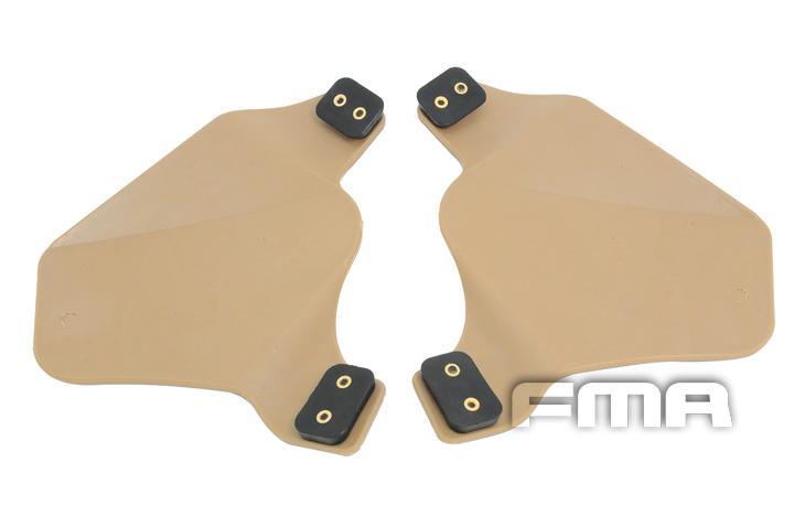 Helmet Side Rails Fma Side Cover For Helmet Rail