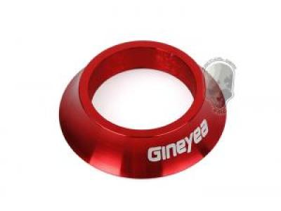 Gineyea D50 Conical Tapered Headset Spacer ( Red ) PDQ0001-RD