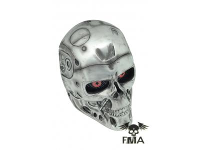 "FMA Halloween  Wire Mesh ""T800"" Masktb553 Free shipping"