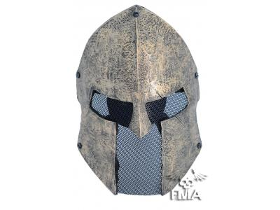 "FMA Halloween  Wire Mesh ""Sparta""  Mask  tb617 Free shipping"