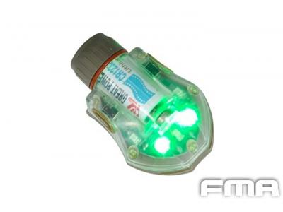 FMA  Manta Strobe LOGO TYPE(Green / blue / red )TB338