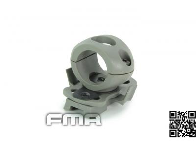 FMA Single Clamp for0.83'flashlight FG TB370