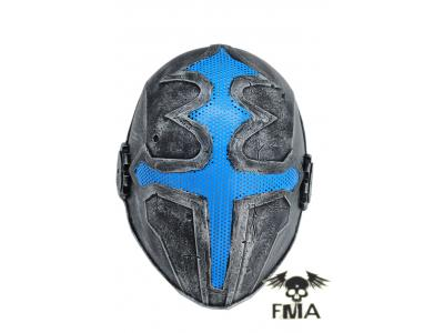 "FMA Halloween  Wire Mesh ""Cross the king""  Mask (Silver) tb611 F"