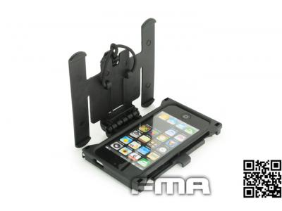 FMA molle mobile pouch for iphone 5 BK tb744