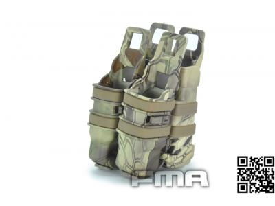 FMA Water Transfer FAST Magazine Holster Set highlander 2in1 tb7