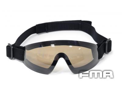 FMA LOW PROFILE EYEWEAR Brown tb796