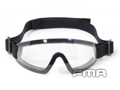 FMA LOW PROFILE EYEWEAR White tb799