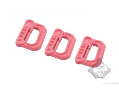 FMA Type D quick hook small pink TB865