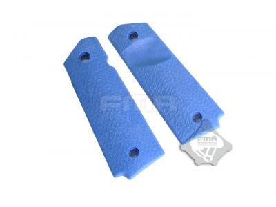 FMA 1911 grip with decorative pattern style Blue TB944-A