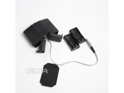 FMA AVS-9 battery case with function (with wire and battery PCB)TB1273-C