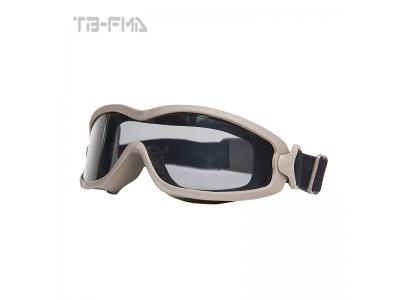 FMA JT Spectra Series Goggle with double layer DE/BK TB1314B