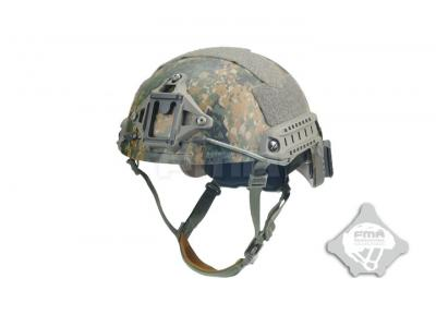FMA Ballistic High Cut XP Helmet SetDigital Woodland TB960-SW free shipping