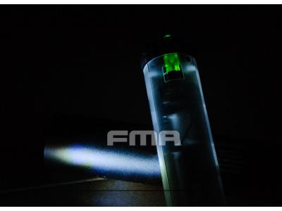 FMA Full Auto Tracer 14mm Silencer with Flat top version TYPE 2 TB1097-P free shipping