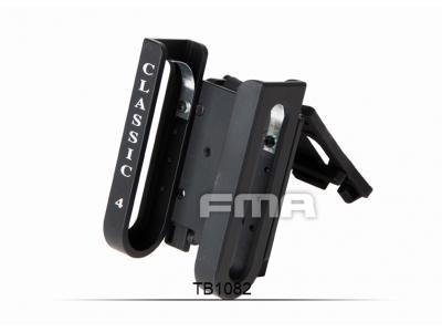 FMA AL 4p S-SHELL HOLDER TB1082 free shipping
