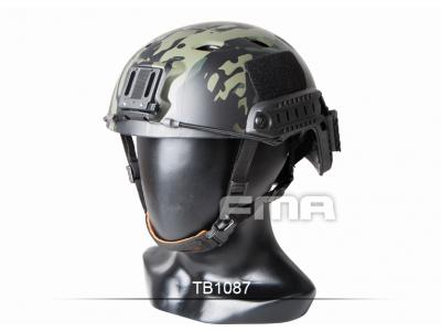 FMA   Base Jump Helmet  MultiCam Black TB1087 free shipping