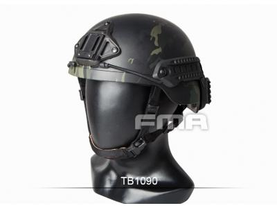 FMA Sentry Helmet (XP) MultiCam Black TB1090 free shipping