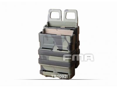 FMA Water Transfer FAST Magazine Holster Set MultiCam Black FOR 5.56 TB1092 free shipping