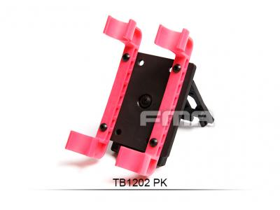 """FMA Revolutionary Practical 4Q independent Series Shotshell Carrier Plastic Pink TB1202-PK Free Shipping"