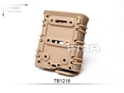 FMA Scorpion RIFLE MAG CARRIER For 7.62 DE(Select 1 In 3 )TB1216-DE Free Shipping