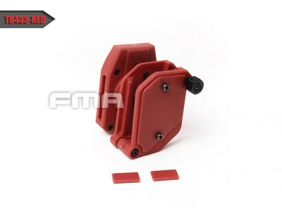 FMA multi-angle speed magazine pouch (RED)TB433 free shipping