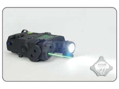 FMA AN-PEQ-15 Upgrade Version LED White Light + Green Laser With IR Lenses BK TB0068 free shipping