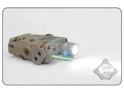 FMA AN-PEQ-15 Upgrade Version LED White Light + Green Laser With IR Lenses DE TB0069 free shipping