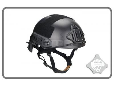 FMA Ballistic Helmet with 1:1 protecting pat BK TB1010BK free shipping