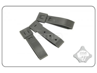 "FMA 3""Strap buckle accessory (3pcs for a set)FG TB1032-FG free shipping"