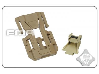 FMA WeaponLin SMR For Molle DE TB1046-DE free shipping