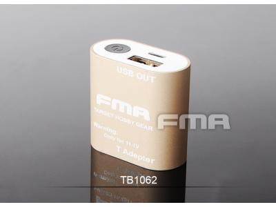 FMA SMALL SIMPLE CHARGING CONNECTION 11.1V TB1062 free shipping