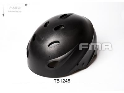 FMA Special Force Recon Tactical Helmet(Without Accessory)BK TB1245-BK Free shipping