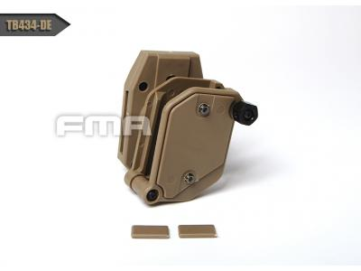 FMA multi-angle speed magazine pouch (DE)TB434-2 free shipping