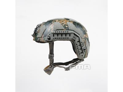 FMA SF SUPER HIGH CUT HELMET SetDigital Woodland M/L TB1315A-SW