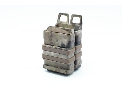 FMA Magazine Holster Set A-Tacs FOR 5.56 tb435
