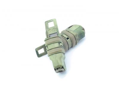 FMA Magazine Holster Set  A-Tacs FG FOR pistol tb446