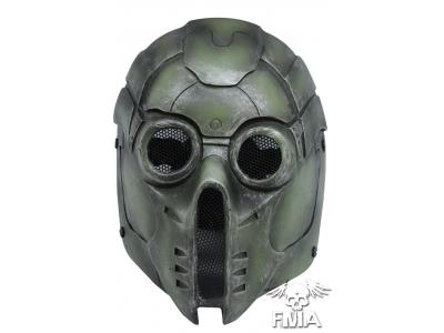 "FMA Halloween Wire Mesh ""Green monster"" Mask tb645  Free shippin"