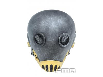"FMA Halloween Wire Mesh ""Hell jazz"" Mask tb649 Free shipping"
