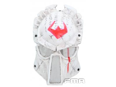 "FMA Halloween Wire Mesh ""Wolf 6.0""White version Mask tb671"