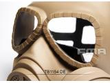 FMA Sweat prevent mist fan mask (DE)   TB1154-DE Free Shipping