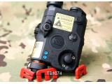FMA PEQ LA5-C Upgrade Version  LED White light + Red laser with IR Lenses BK TB1074-BK free shipping