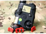 FMA PEQ LA5-C Upgrade Version  LED White light + Green laser with IR Lenses BK TB1075-BK free shipping
